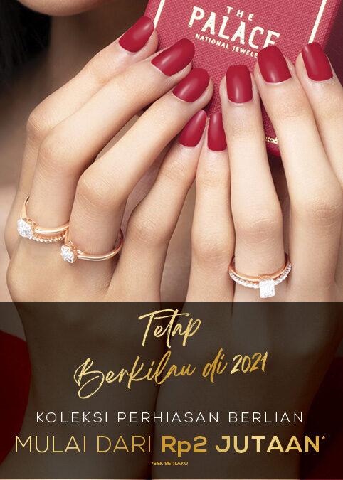 The Palace Jewelry Solusi Tepat untuk Harga Perhiasan Cincin Terjangkau Namun Berkualitas
