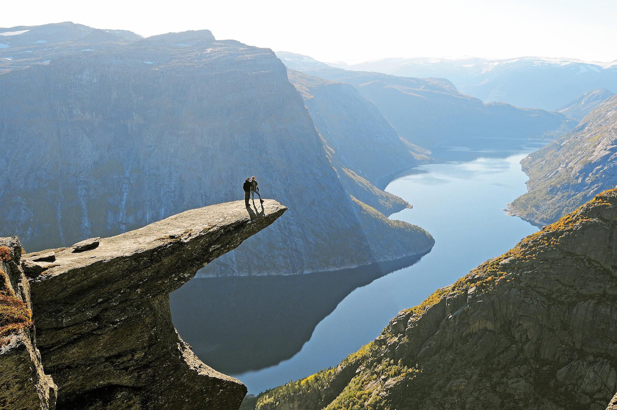 tempat wisata di norwegia